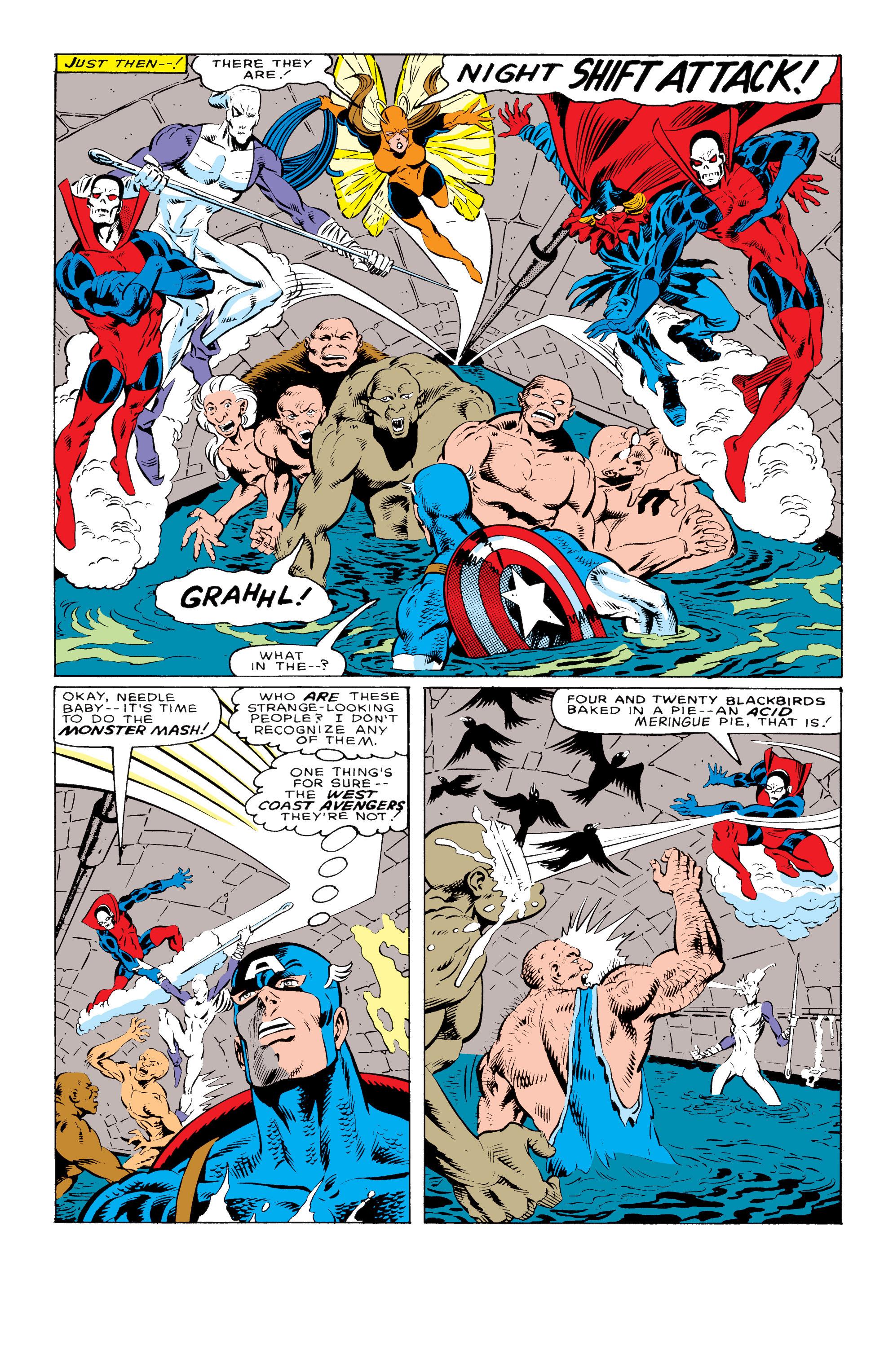 Captain America (1968) Issue #330 #259 - English 7