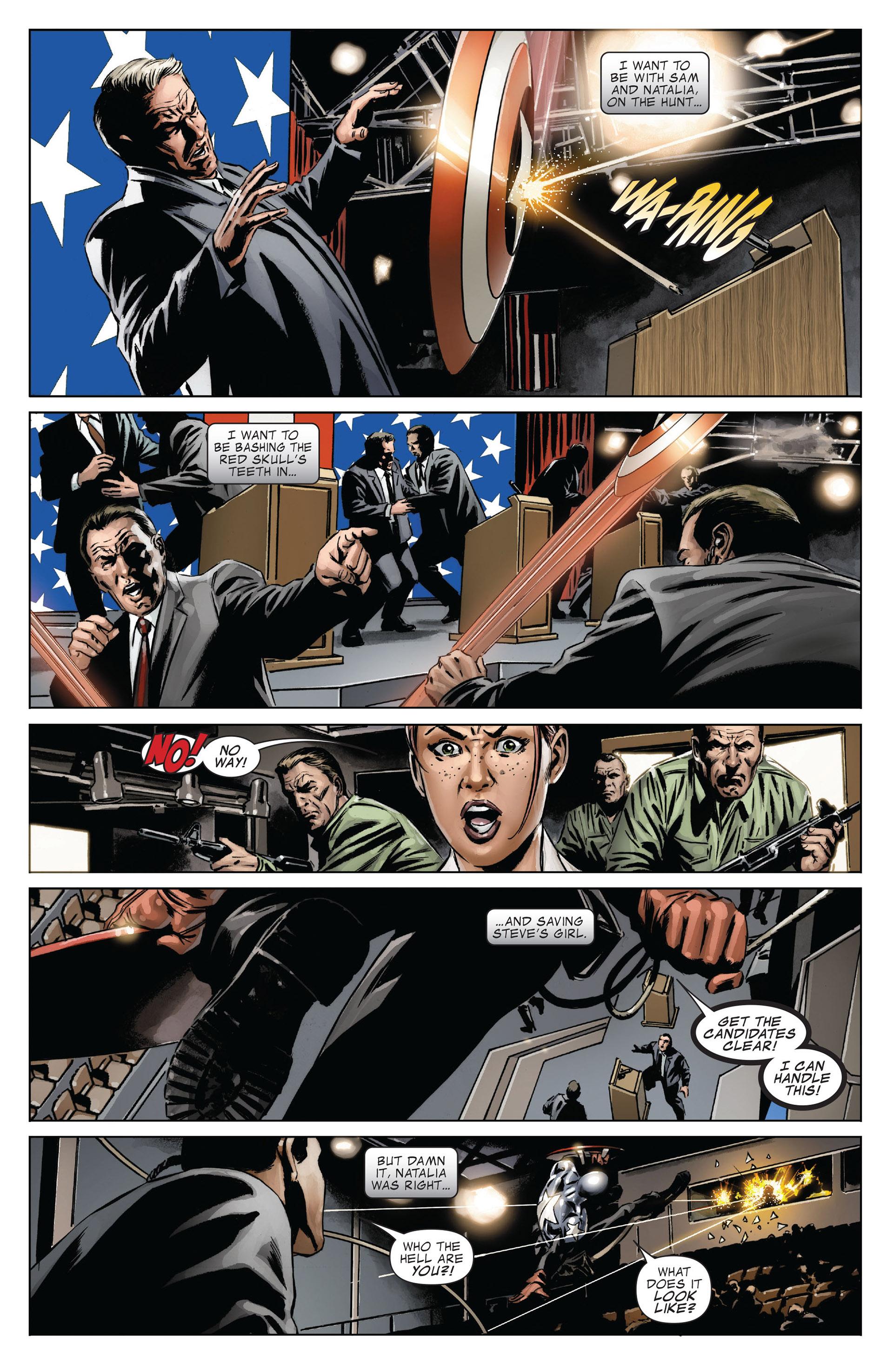 Captain America (2005) Issue #41 #41 - English 23