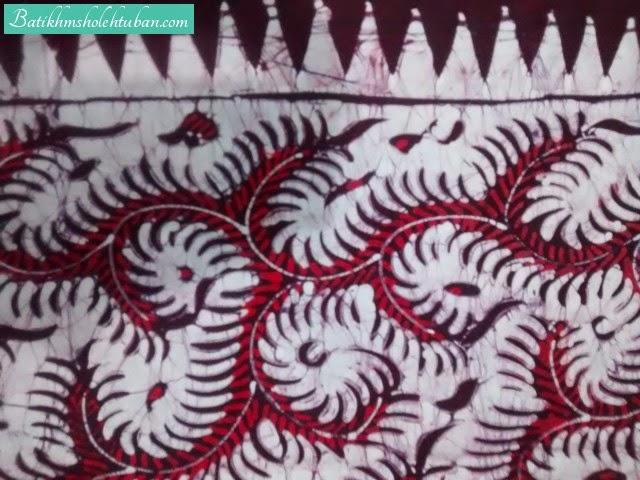 Kain Bahan Batik Tuban 2811G