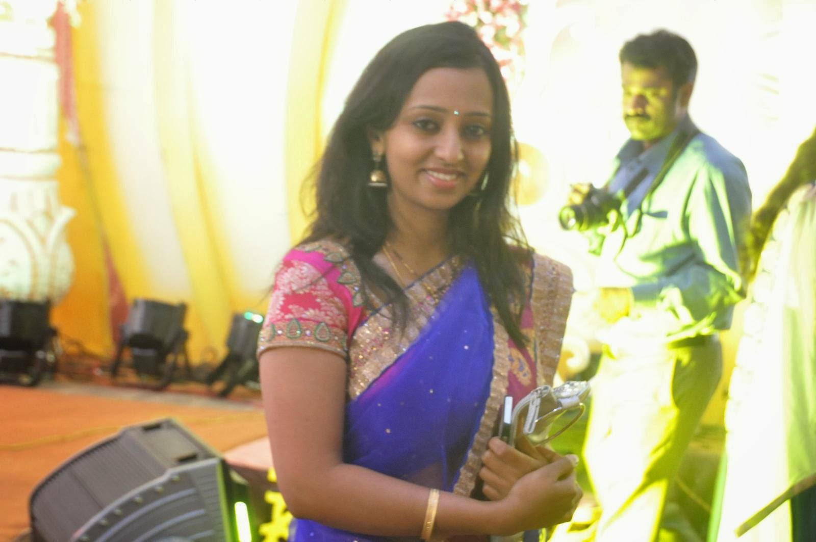 Geetha Madhuri And Nandu Marriage Photos - AtozCineGallery