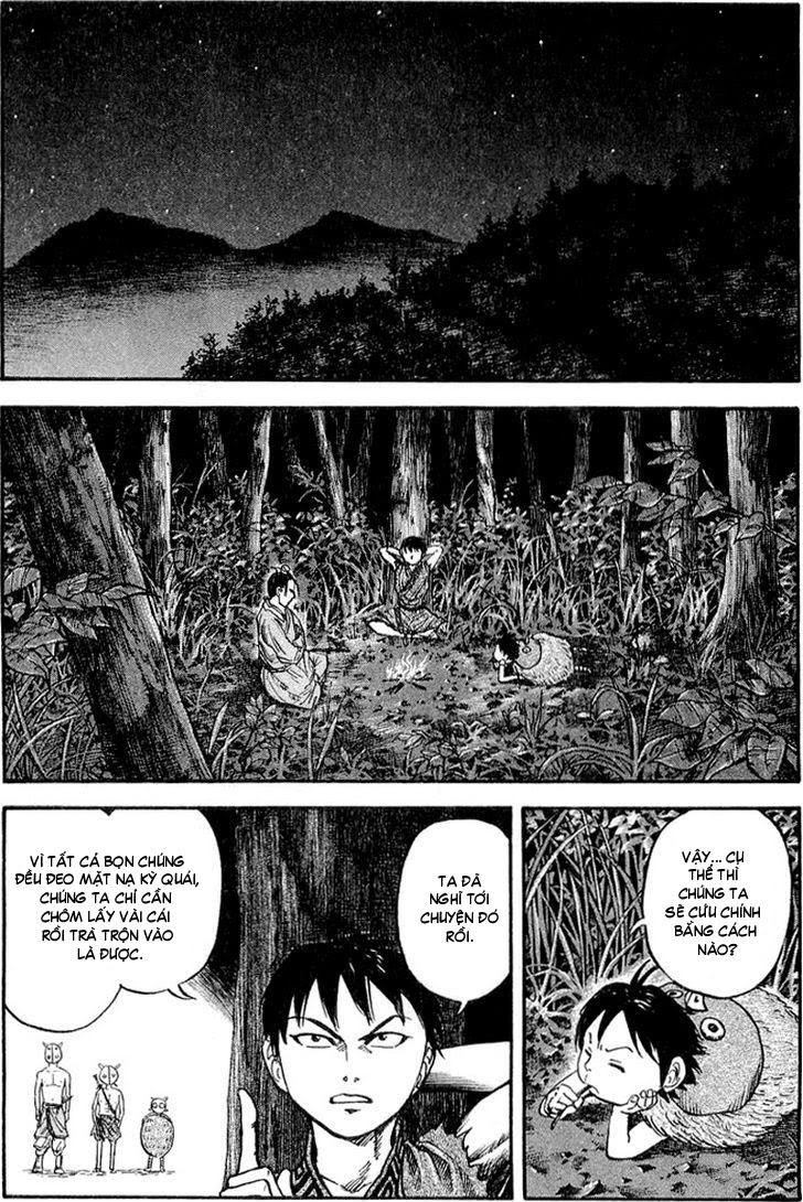 Kingdom – Vương Giả Thiên Hạ (Tổng Hợp) chap 19 page 7 - IZTruyenTranh.com