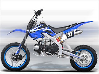 dirt bike 125cc orion