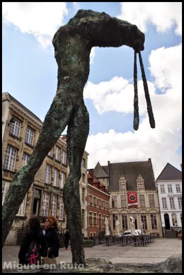Monument-Oudenaarde