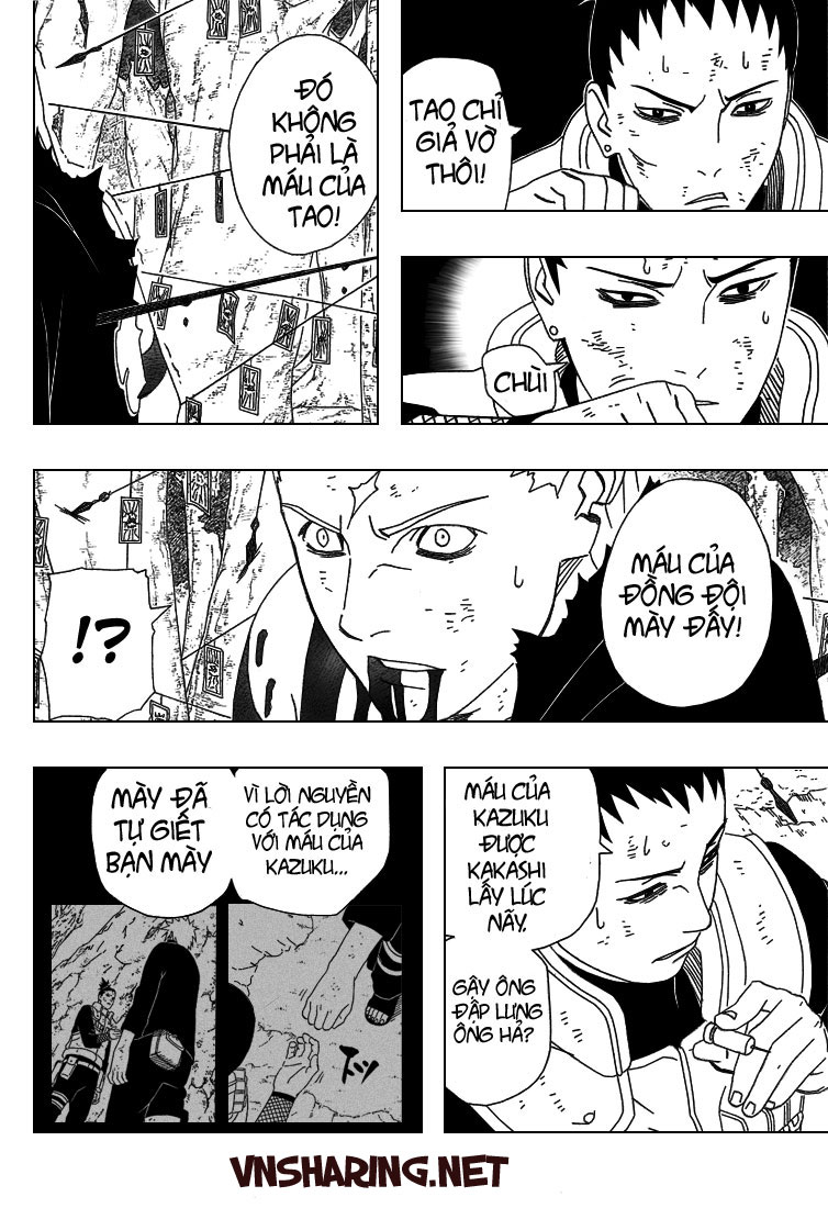 Naruto chap 337 Trang 6 - Mangak.info