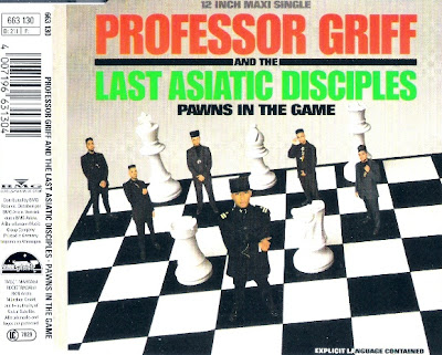 Professor Griff And The Last Asiatic Disciples – Pawns In The Game (CDS) (1990) (320 kbps)