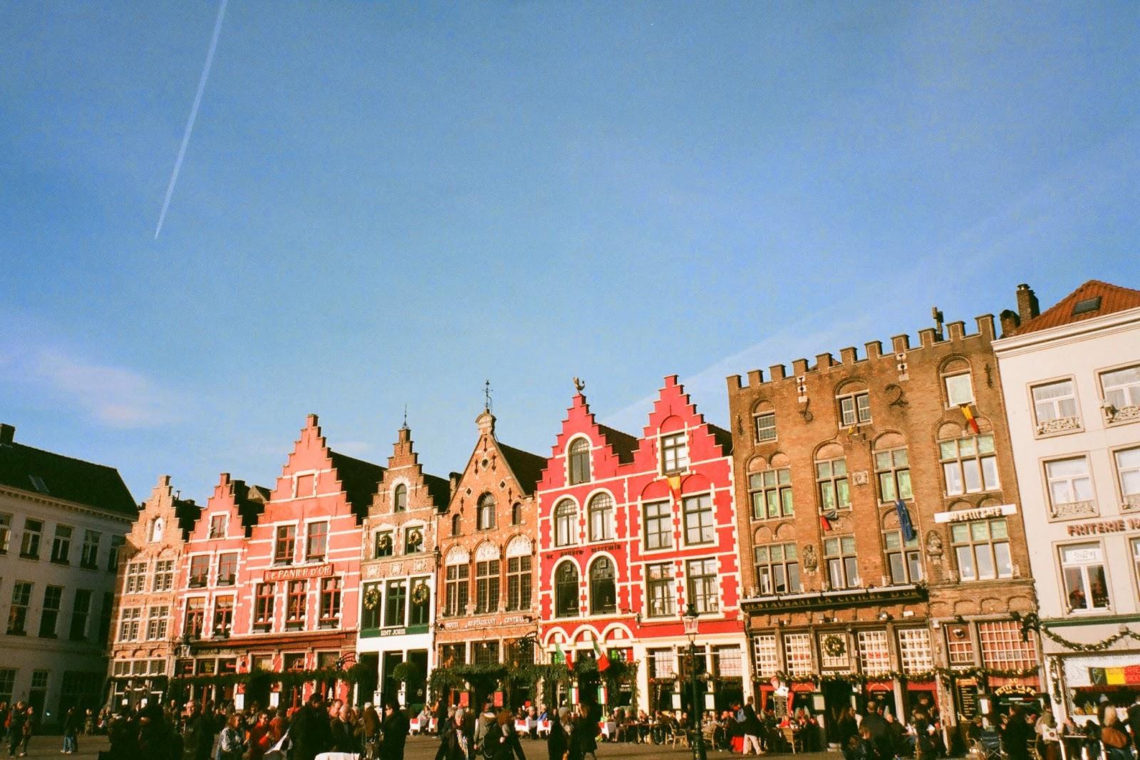 Bruges Belgium film