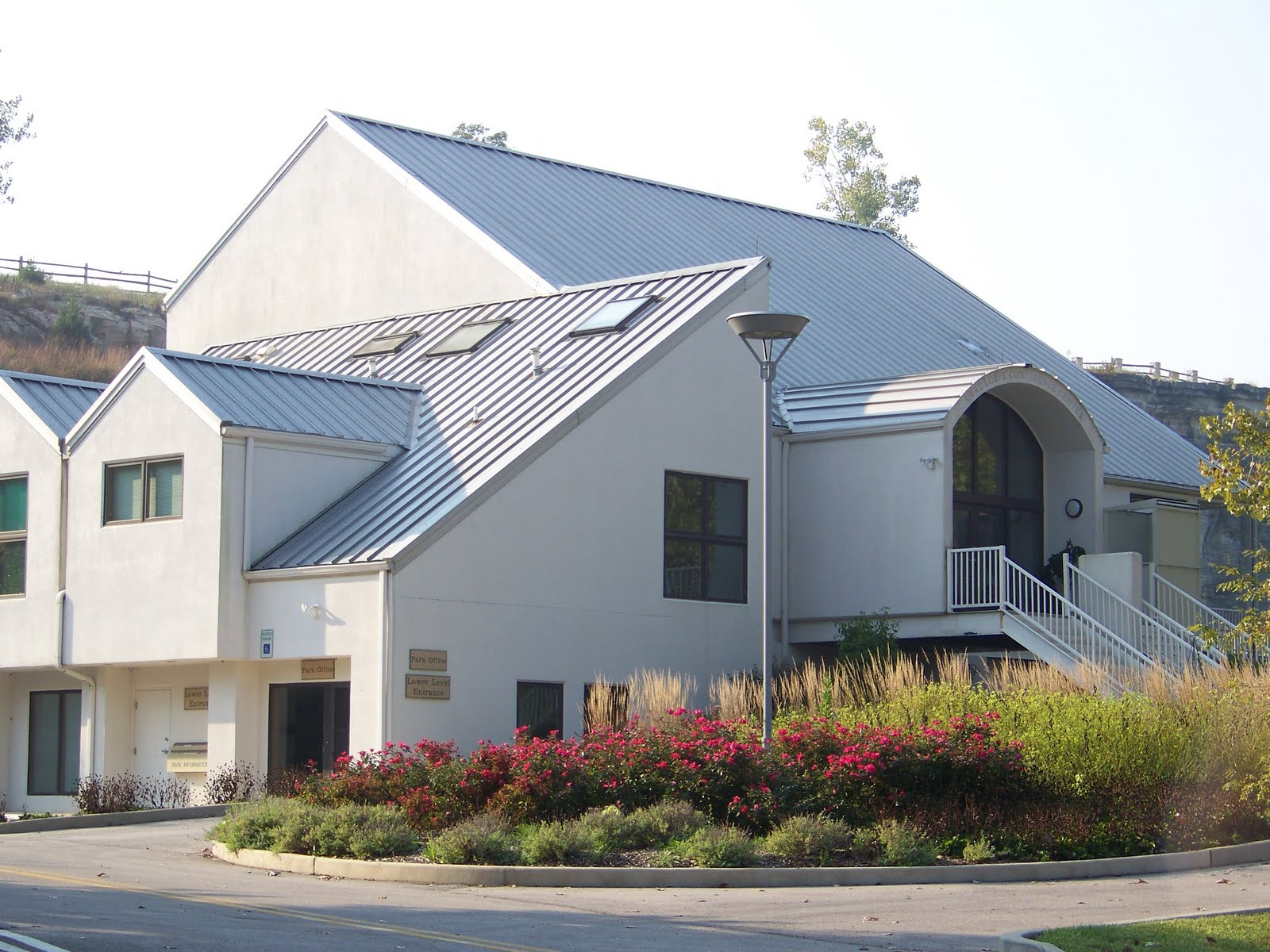 The Convention Center In Klondike County Park   Great For Weddings And  Wedding Receptions