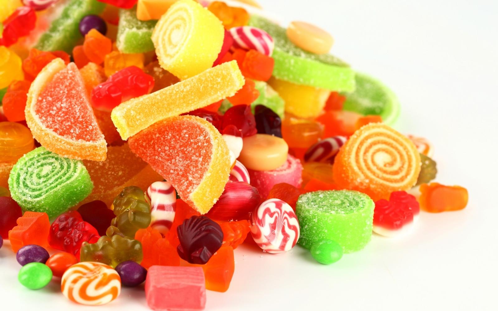 Niespodziankowe candy