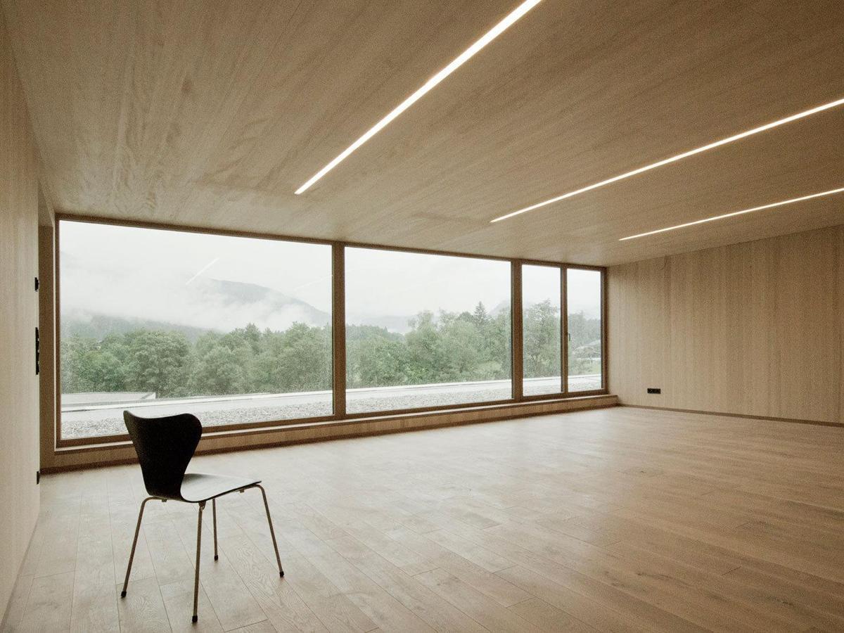Holz architektur innenraum  LP Architektur | a f a s i a