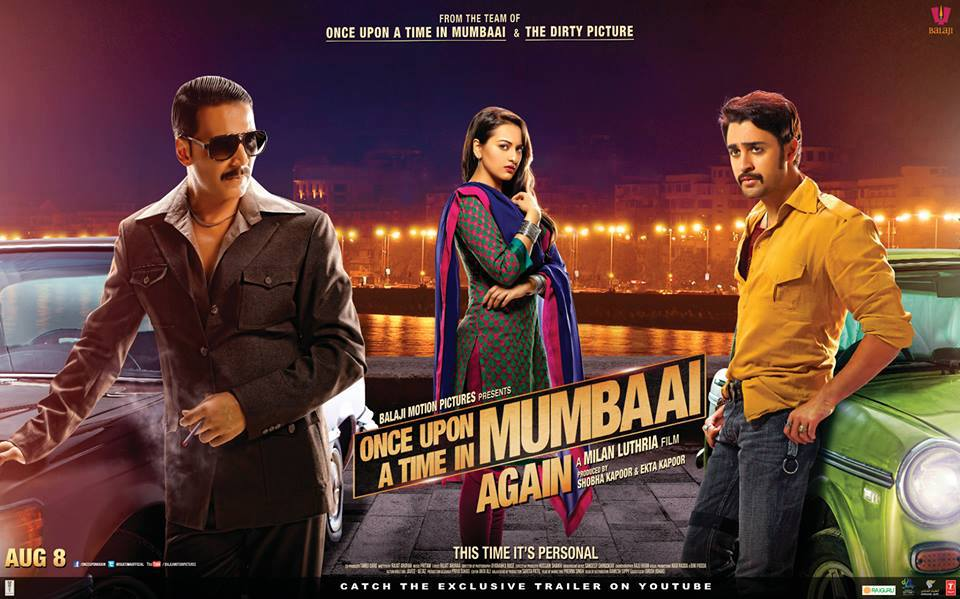 Song - Once Upon A Time in Mumbai