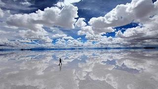 Horizontes de nubes fotografias de horizontes