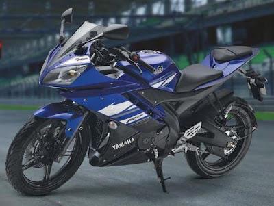 Yamaha R15 V2 2011