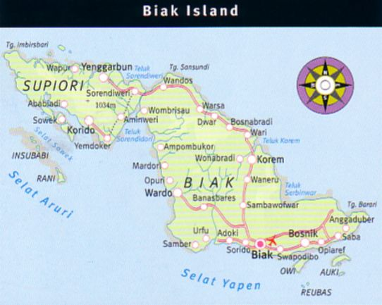 Biak Indonesia  City new picture : biak island located at papua province following are picture of biak ...