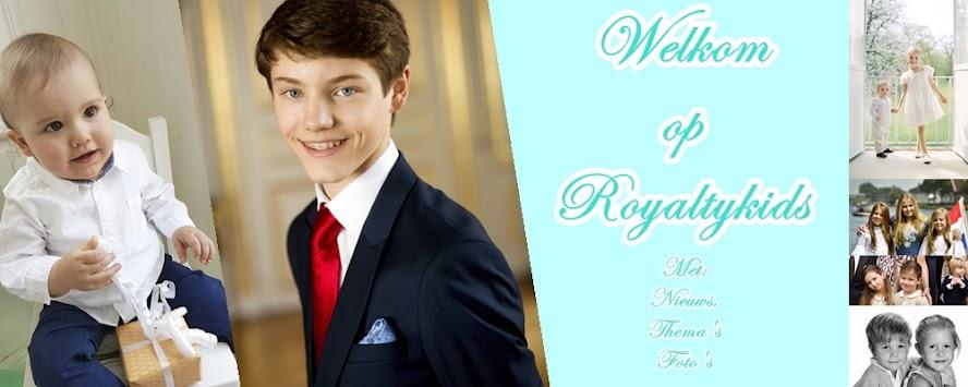 Welkom op Royaltykids