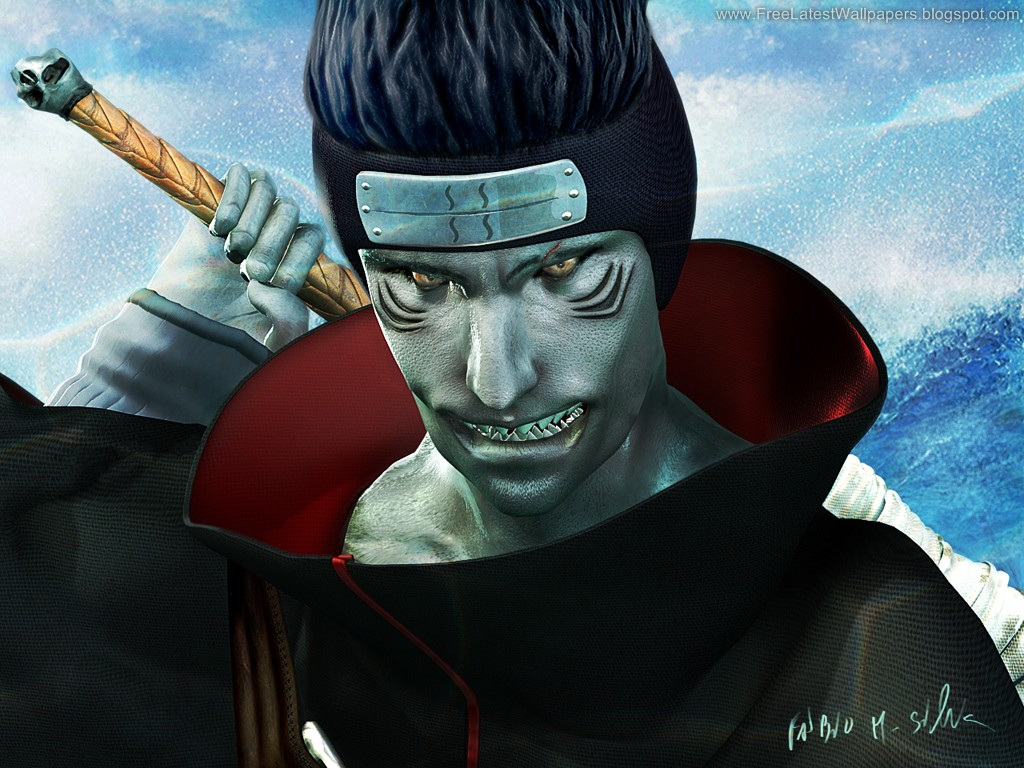 Popular Wallpaper Naruto Tail - kisame_wallpaper1024x768_208  Snapshot.jpg