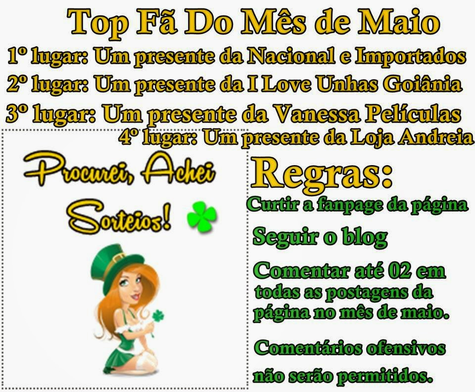 PARTICIPE DO TOP FAN!