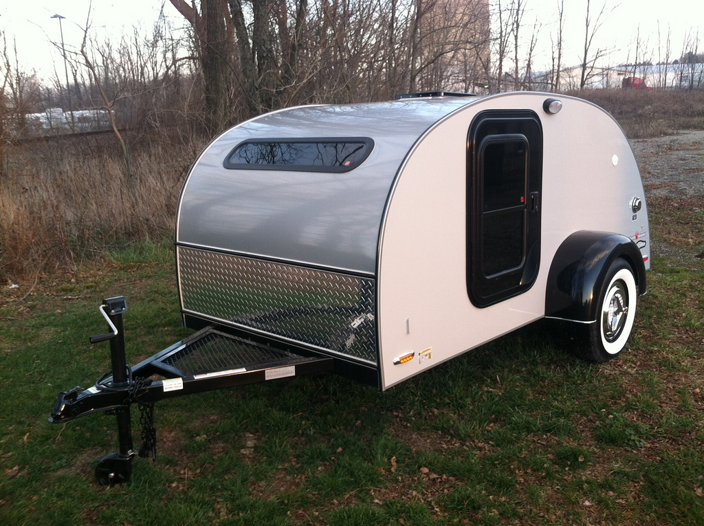 aliner camper i received and email from eric at little guy and several truckloads of little guy teardrops have been scheduled to be delivered to their