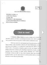 Decisão judicial que protege Santuário dos Pajés
