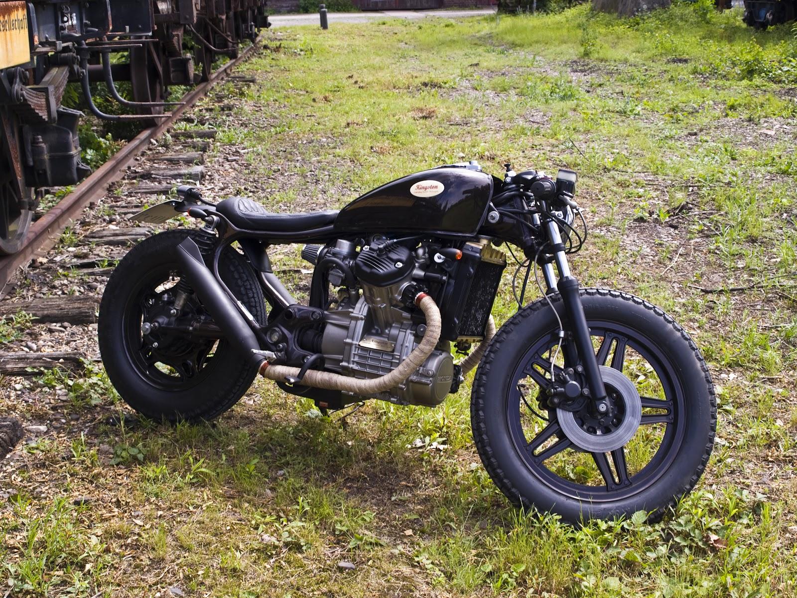 biker excalibur ii kingston 4 honda cx 500 caf racer. Black Bedroom Furniture Sets. Home Design Ideas