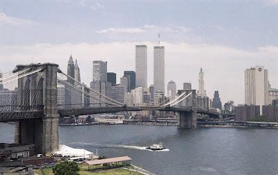 las torres gemelas antes del atentado
