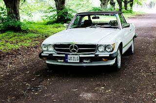 06 Mercedes-Benz 560SL R107 1988