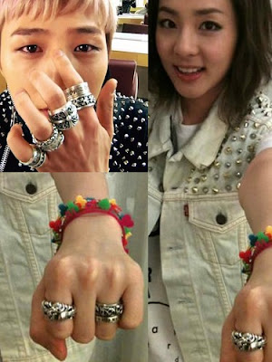 Couple Rings In Korea Meaning