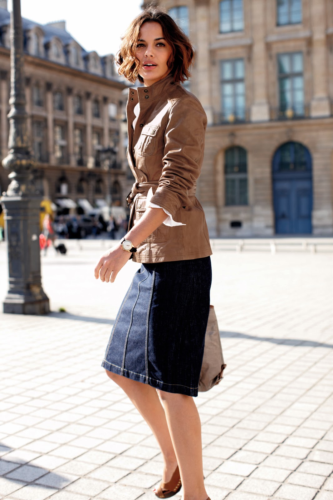 Estremamente Boden does Parisian Chic ~ That's Not My Age: Style Inspiration  IH71
