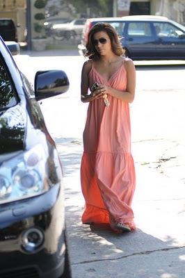 maxi dress for short girl outfits