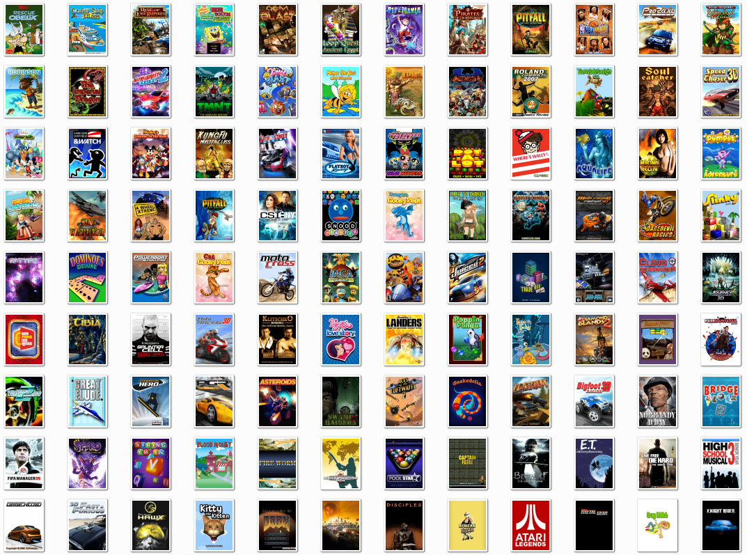 Mobile 250 Latest Games Free Download. All Games List 1000 Words.jar [179Kb]