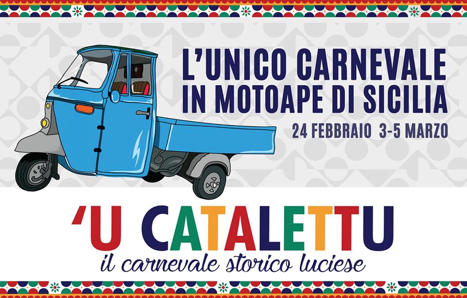"24 febbraio,  3 - 5 marzo 2019, ""U' catalettu"" Carnevale luciese a  Santa Lucia del Mela (ME)"