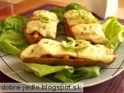 Bagetková pizza - recept