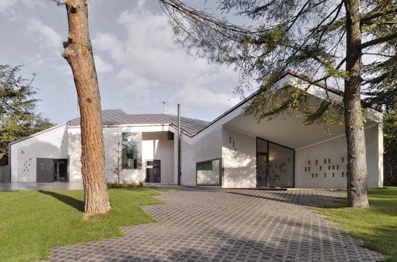 Casa en Santo Domingo - Padilla Nicás Arquitectos