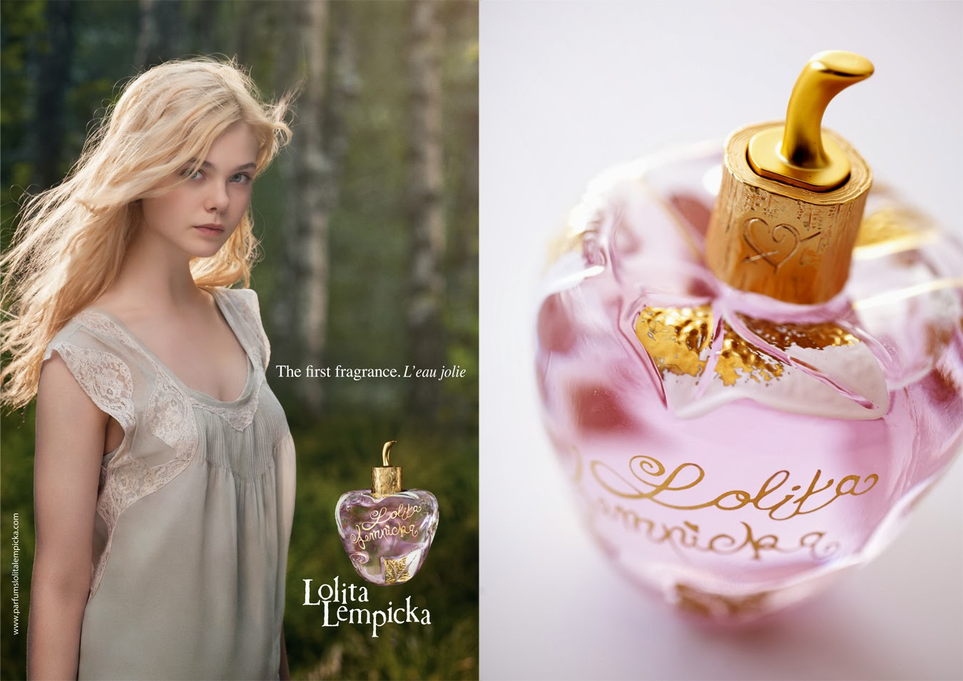 budding beauties nude L'Eau Jolie by Lolita Lempicka | A Summer Scent To Have