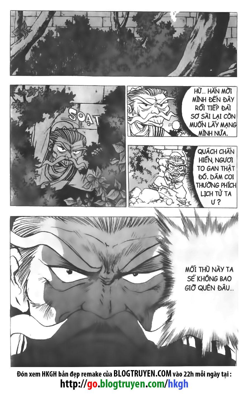 Hiệp Khách Giang Hồ chap 133 page 8 - IZTruyenTranh.com