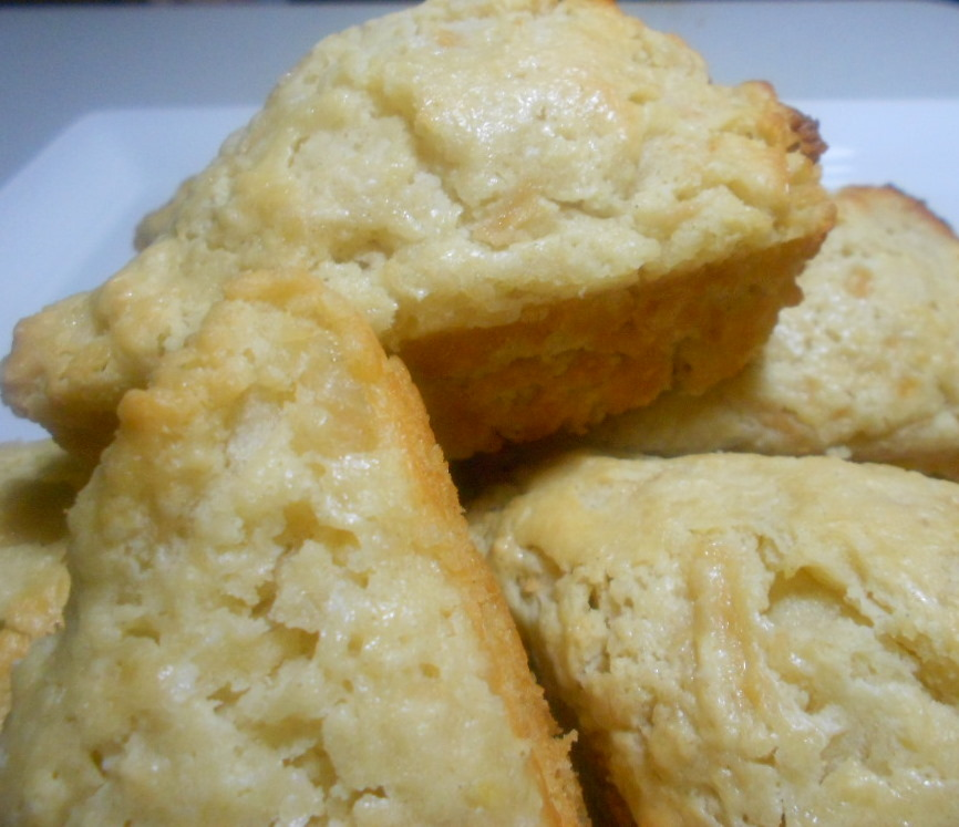 Chef Mireille's Global Creations: Ginger Pear Scones
