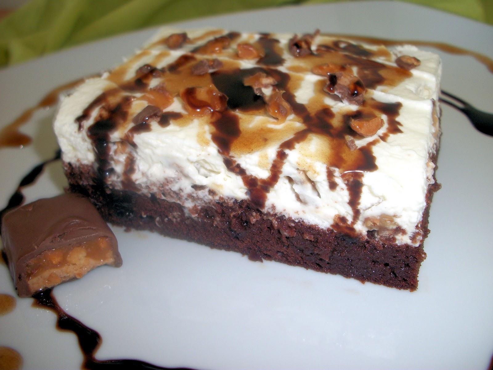 Торт Сникерс рецепт с фото пошагово 97
