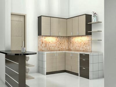 desain dapur sederhana informasi warna cat rumah minimalis
