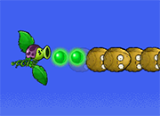 Pea Shooter Sky Adventure juego