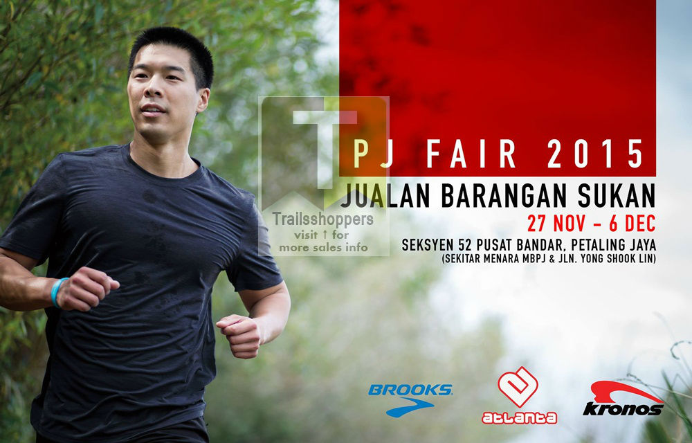 PJ Fair 2015 Sports Products Sale Brooksrunning