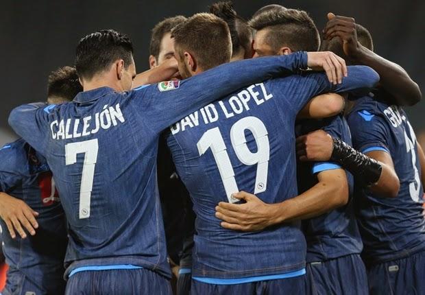 Video Gol Napoli 2 - 0 Roma, marcatori Higuain e José Callejon
