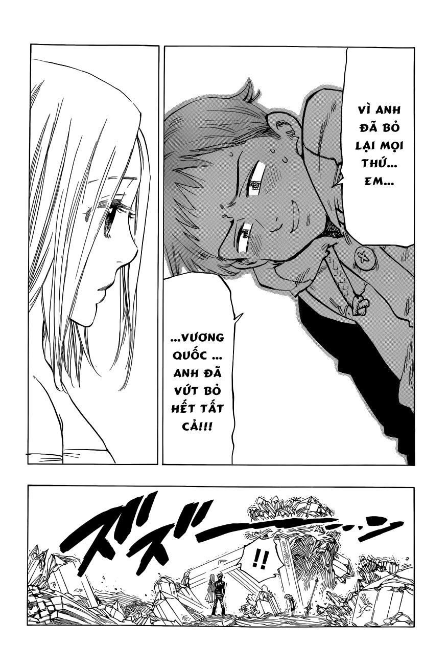 Nanatsu no Taizai - Thất Hình Đại Tội chap 23 page 13 - IZTruyenTranh.com