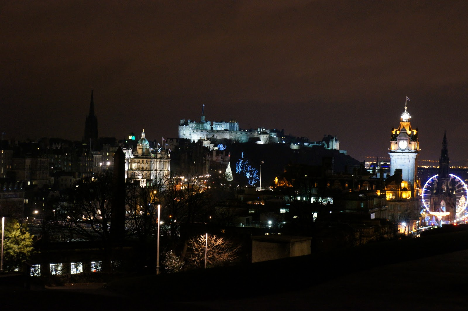 Nightlife in edinburgh scotland