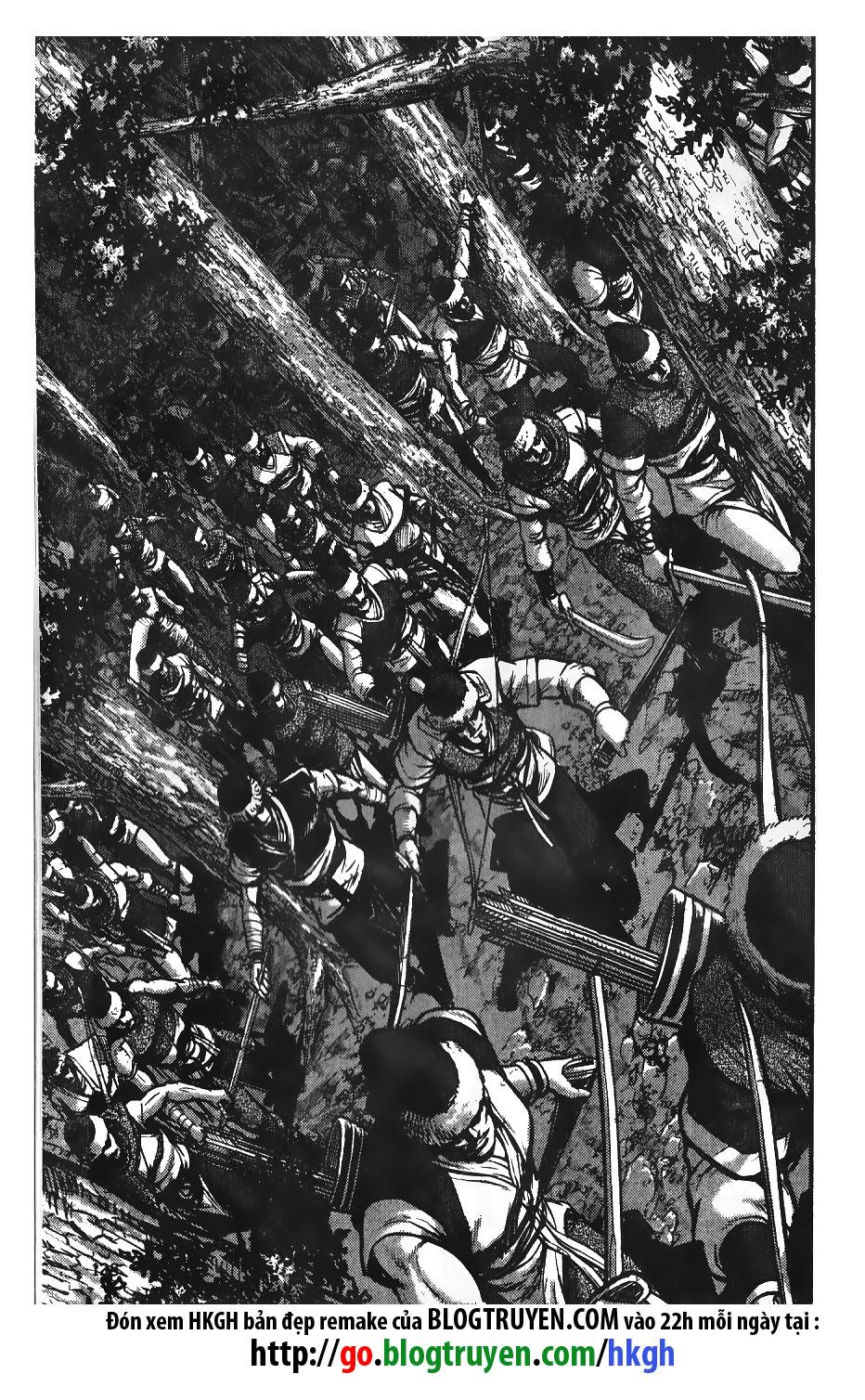 Hiệp Khách Giang Hồ chap 377 Trang 26 - Mangak.info