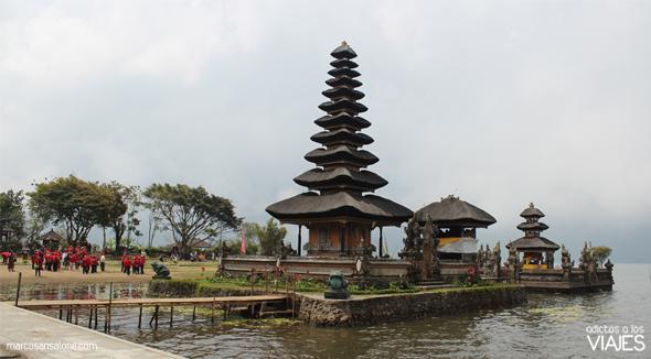 Ulun Danu, Templo del Lago Bratan, Indonesia