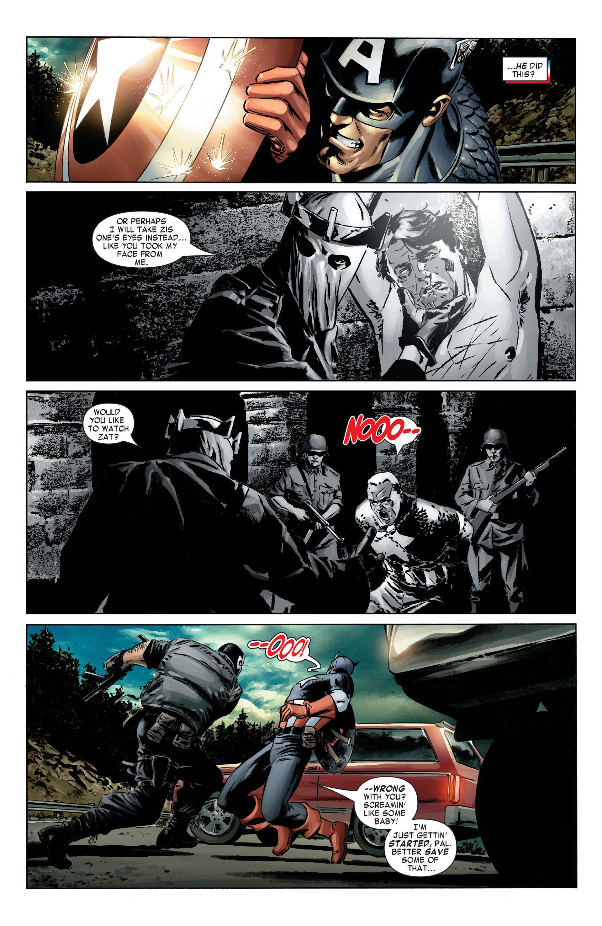 Captain America (2005) Issue #4 #4 - English 16