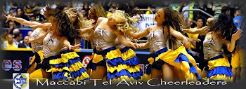 Maccabi Cheerleaders