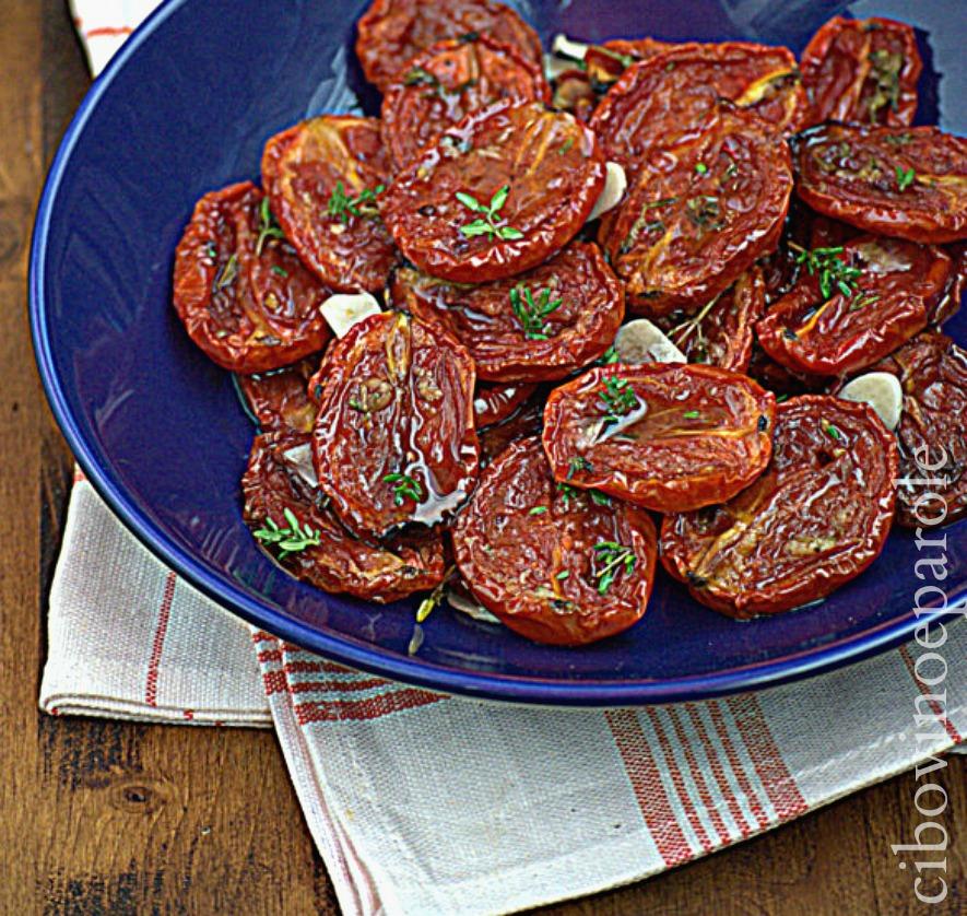 pomodorini arrosto