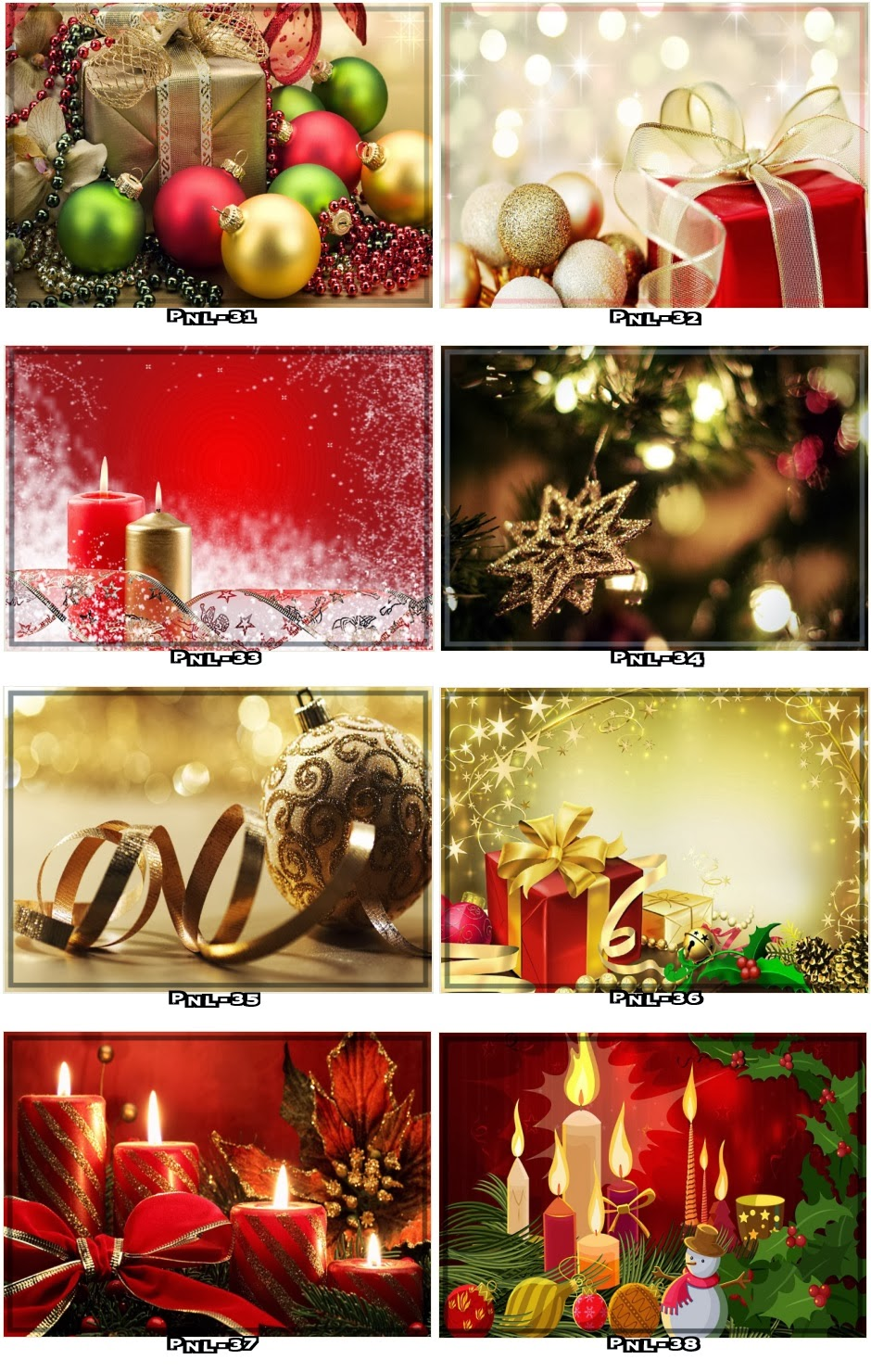 decora natal
