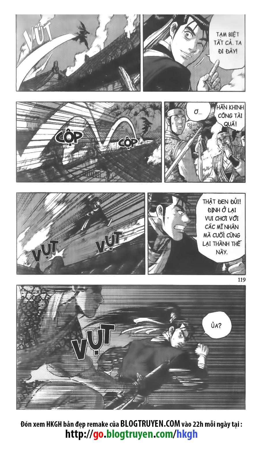Hiệp Khách Giang Hồ chap 337 page 10 - IZTruyenTranh.com