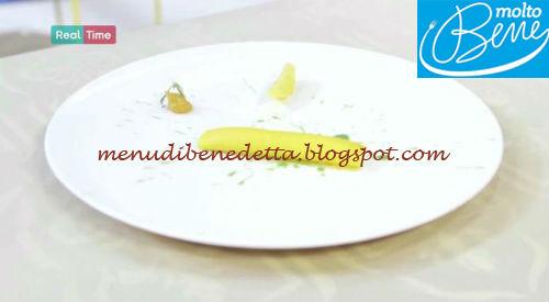 Pasta ricotta arancia e dragoncello ricetta Parodi per Molto Bene